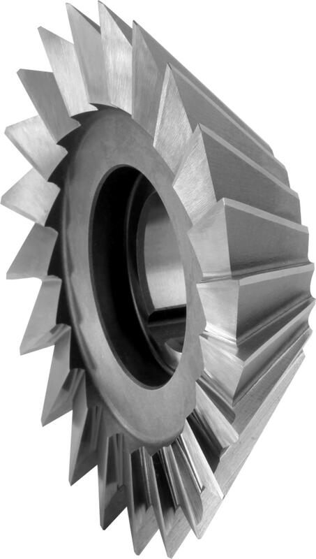 Single angle milling cutters